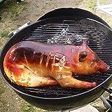 ミートガイ 仔豚さん丸ごと1匹 (丸焼き用1頭 約5kg) (冷凍・生) Whole Suckling Pig (5kg)