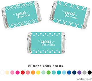 custom design candy wrappers