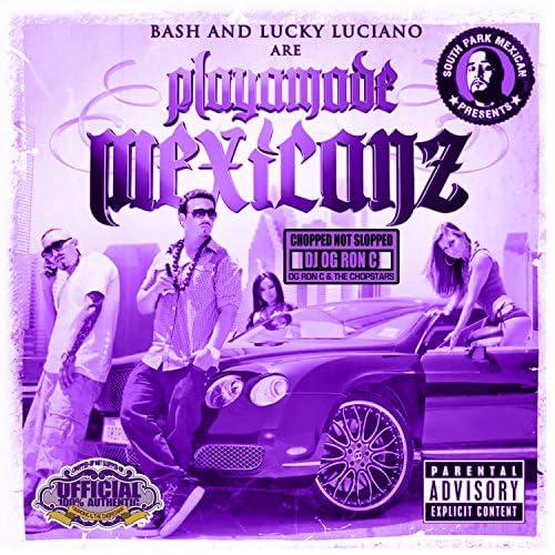 Baby Bash, Lucky Luciano & DJ OG Ron C