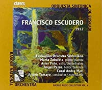 Francisco Escudero: Basque Music Colletion, Vol. 5 (2002-09-24)