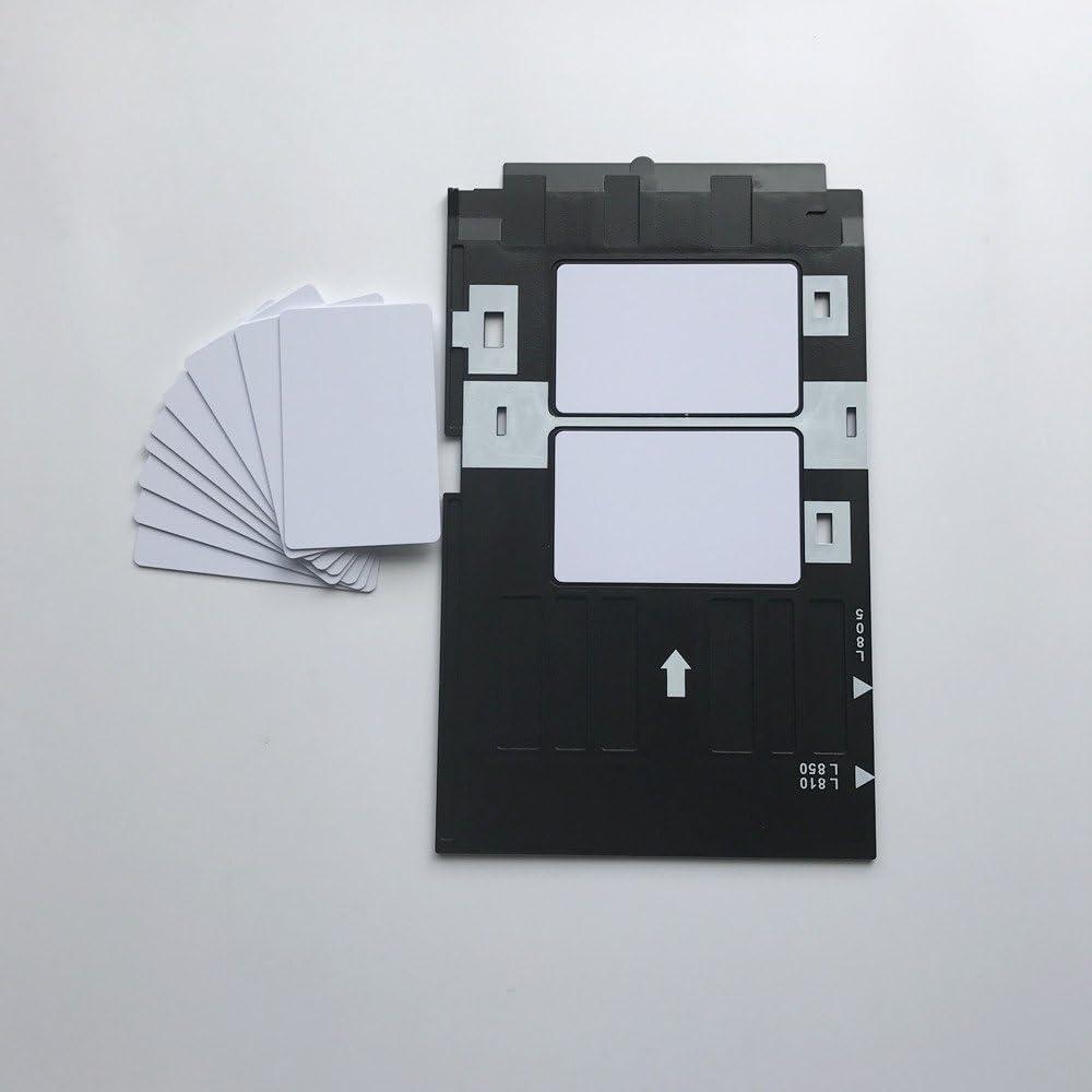 Inkjet PVC Finally resale start ID High material Card Starter Kit + Printable -