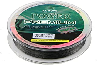 8 Braided Fishing Line SuperPower Strangth 300M/328Yds Abrasion Resistant Braided Lines Incredible Superline Zero Stretch ...