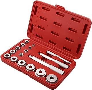 Bomcomi 270pcs Silicone O-Ring-Ring di Riparazione Fix Kit Gomma Nitrile Piatto Seal Idraulico Guarnizione Garage Assortimento