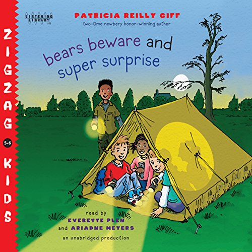 Bears Beware audiobook cover art