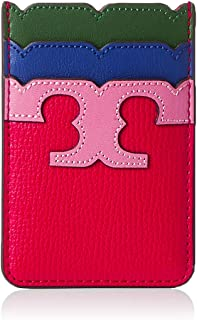 Tory Burch 54787-612 Womens Wallets, Card Cases & Money Organizers Red (Brilliant Red)