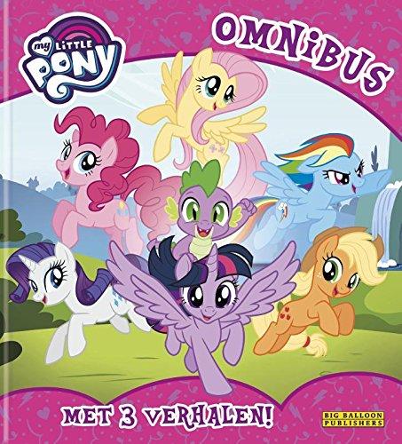 My Little Pony, Omnibus: leesboek met 3 verhalen