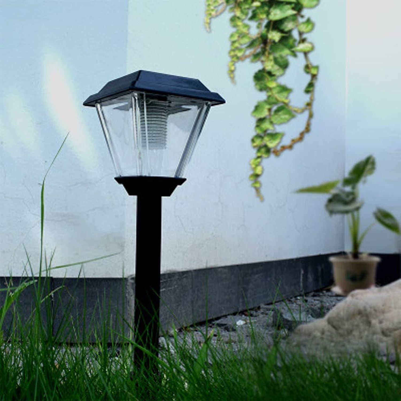 Landschaft Rasen Lampe, Outdoor Solar LED Platz wasserdichte Hof Garten Dekoration Lampe, verwendet für Garten Park Strae Dekoration Beleuchtung (4 Stücke)