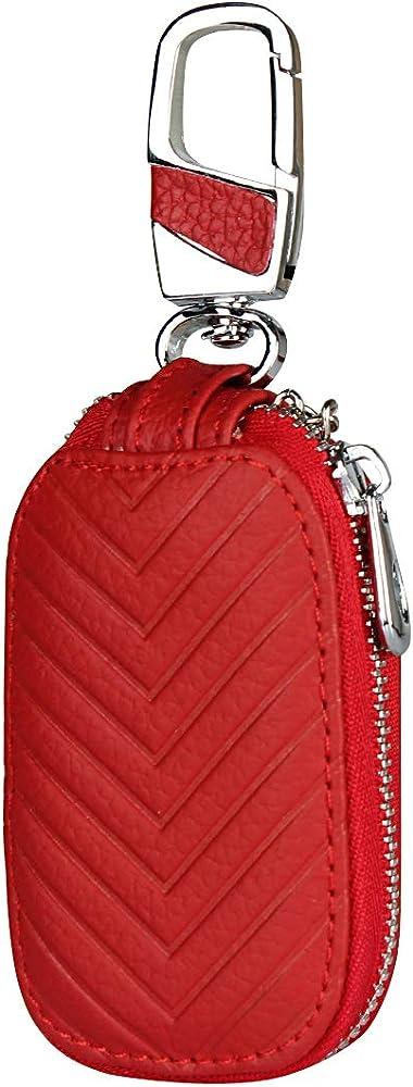 Copmob portachiavi portafoglio in vera pelle unisex Copmob