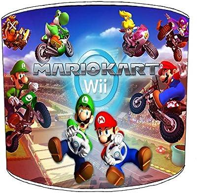 Premier Lighting 12 inch Super Mario Kart Abat-jour4 pour Un plafonnier