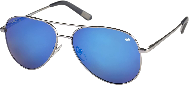 Caterpillar shipfree Mansard Polarized Sunglasses Our shop OFFers the best service Pilot