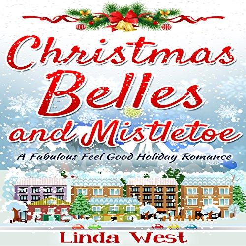 Christmas Belles and Mistletoe audiobook cover art