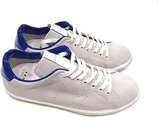 1cc4916c53c2 Leather Crown Men Shoes MLC06 Sabbia Misura 41