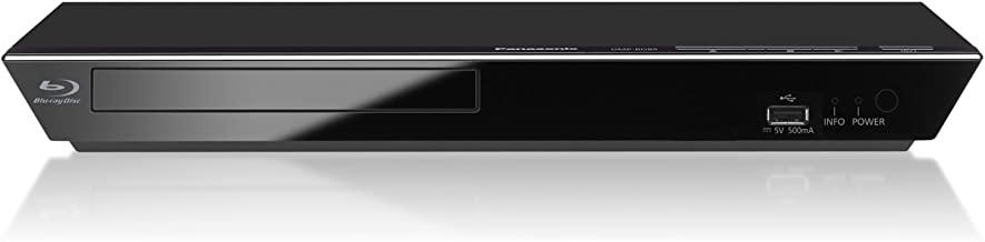 Panasonic DMP-BD89 Wi-Fi Blu-ray Player