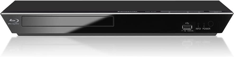 Panasonic DMP-BD89 Wi-Fi Blu-ray Player
