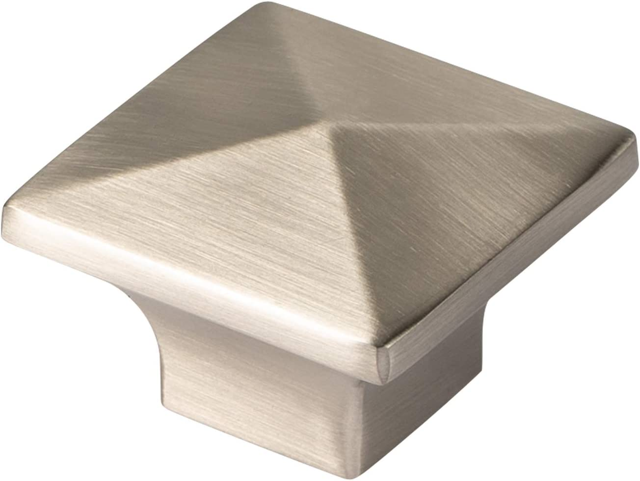 Lot 10//25pcs Square Pyramid Cabinet Handle Door Pull Drawer Knob Hardware