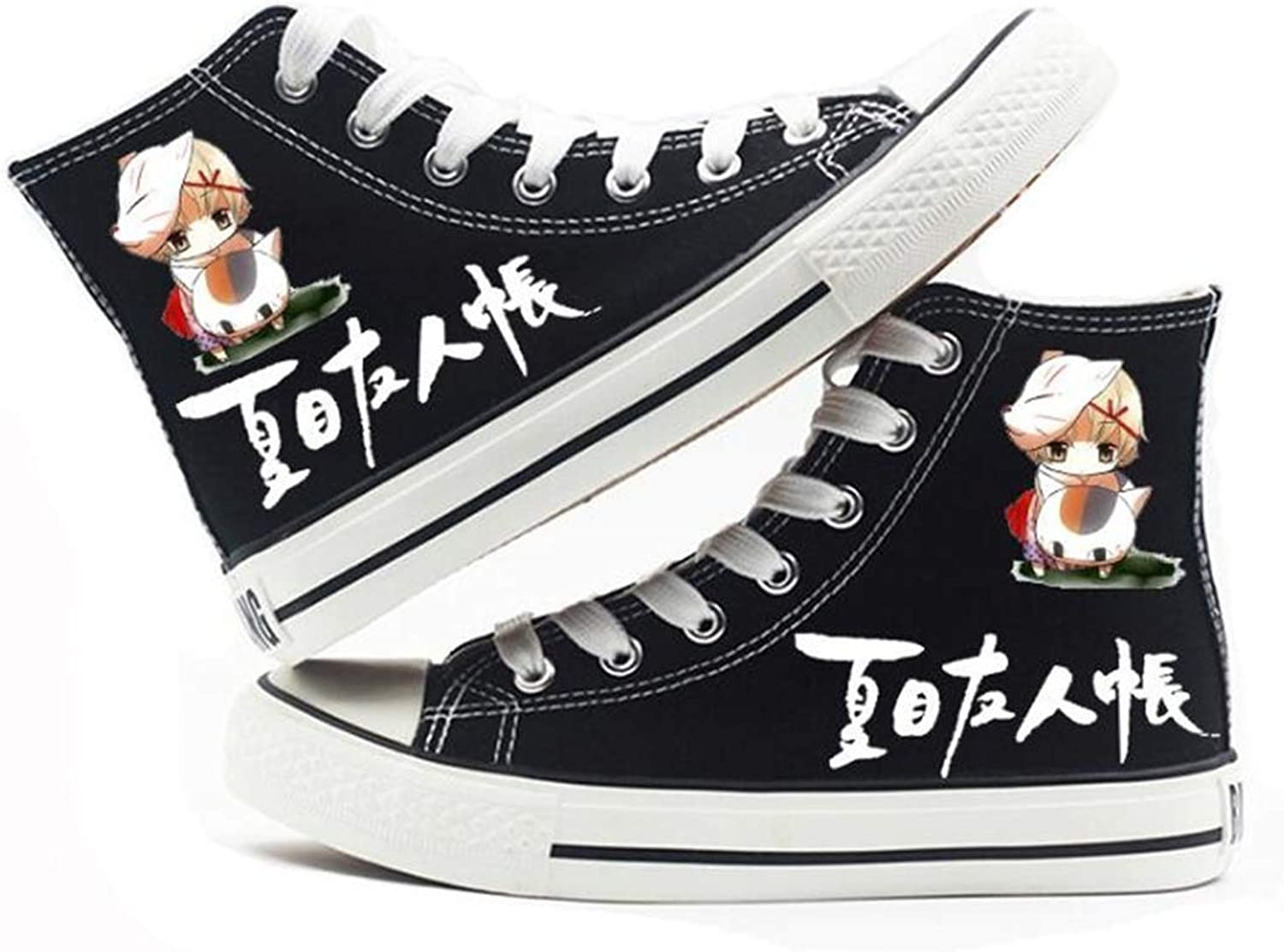 GO2COSY Anime Natsume Yuujinchou Cosplay Sneakers Canvas shoes Womens' Size