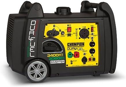 Amazon Com Yellow Generators Portable Power Patio Lawn Garden