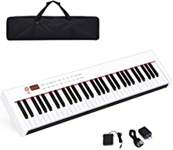 Costzon BX-II 61-Key Portable Digital Piano, Electric Keyboa
