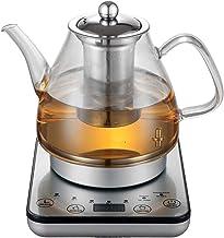 Healthy Choice Electric 800W 1.2L Digital Glass Kettle w/Tea Infuser/Keep Warm
