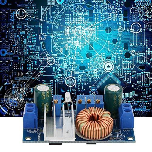 Regulador de voltaje del módulo reductor de alto rendimiento 6-36V-1.25-32V DC-DC estable para controlador solar