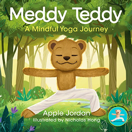 Download Meddy Teddy: A Mindful Journey (English Edition) B075MXZQNS