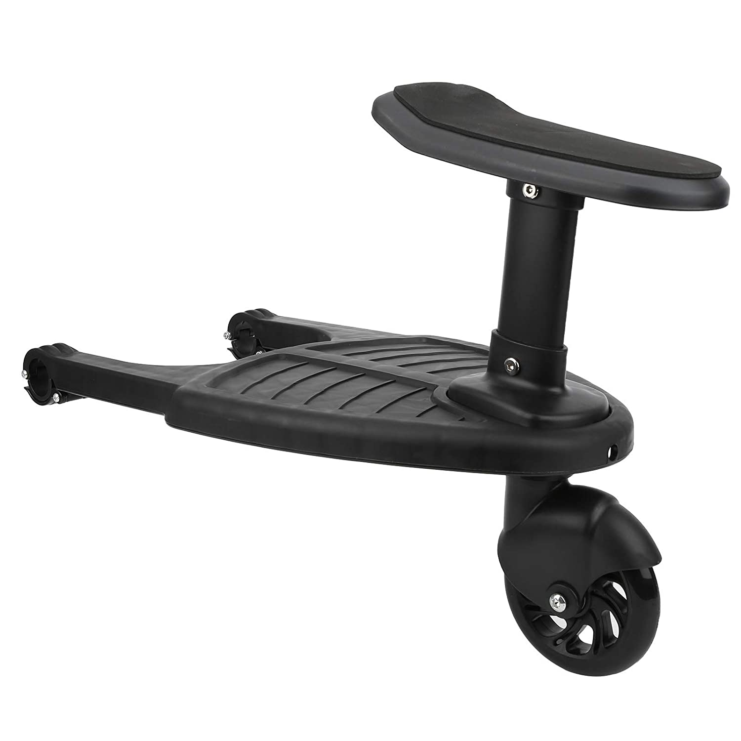 Stroller Standing Board Black Accessory Baby Seat Cash special price with 5 ☆ very popular
