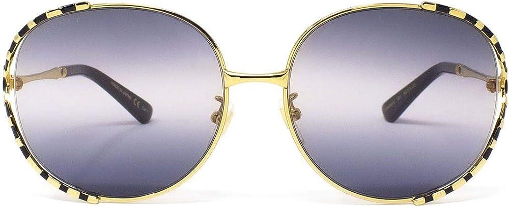 Gucci luxury fashion occhiali da sole da donna GG0595S001
