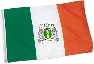O'Hara Irish Coat of Arms Flag - 3'x5' Foot