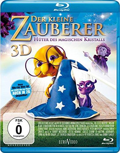 Der kleine Zauberer [3D Blu-ray]