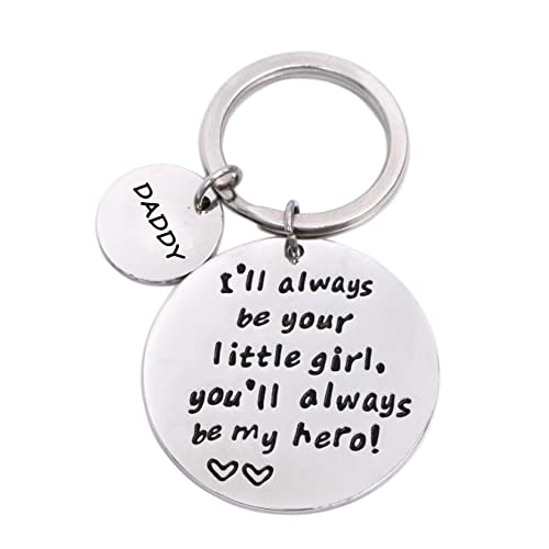 Keychain Gifts For Daddy Father