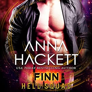 Finn     Hell Squad, Book 10              Written by:                                                                                                                                 Anna Hackett                               Narrated by:                                                                                                                                 Samantha Cook,                                                                                        Jeffrey Kafer                      Length: 4 hrs and 29 mins     Not rated yet     Overall 0.0