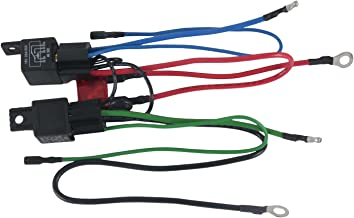 NEW WIRING FITS HARNESS 30A FUSE 3 WIRE TO 2 WIRE 9807100 47359003 991861 289807100