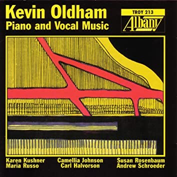 Piano and Vocal Music