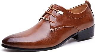 brown tuxedo shoes