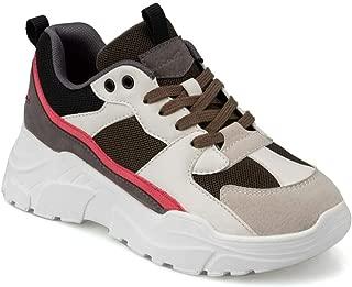 ARYA 9PR Çok Renkli Kadın Sneaker Ayakkabı