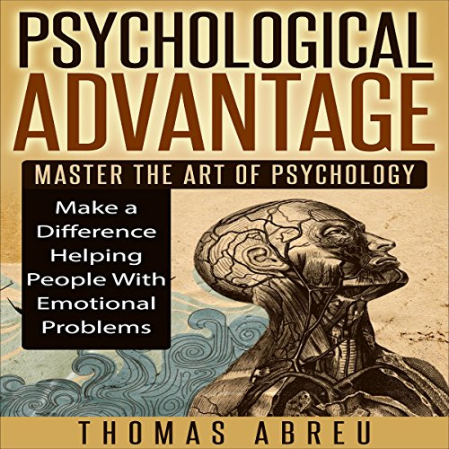 Psychological Advantage audiobook cover art