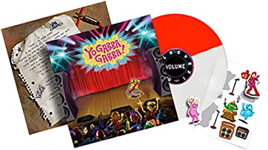 yo gabba gabba vinyl record