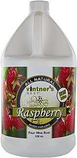 Home Brew Ohio Vintners Best Fruit Wine Base, Raspberry