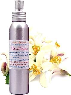Huiles et Bien-être Brume d'Oreiller Artisanale à l'Huile Essentielle de Fleur d' Oranger (Néroli) 100 ml
