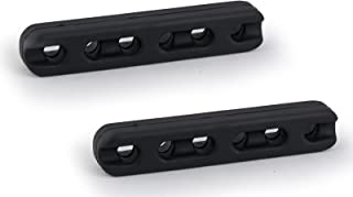 2x Ruckdämpfer Ruckfeder Zugdämpfer Seil Durchmesser 12-14 mm