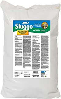 Monterey 704601 Sluggo Wildlife and Pet Safe Slug Killer, 40 lb, 40 lb