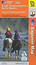 South Pembrokeshire (Explorer Maps)