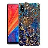 Xiaomi Mi Mix 2S Handy Tasche, FoneExpert® Ultra dünn TPU Gel Hülle Silikon Hülle Cover Hüllen Schutzhülle Für Xiaomi Mi Mix 2S