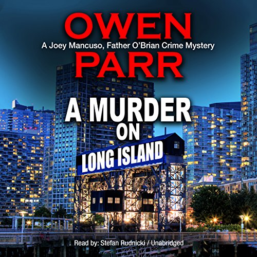 A Murder on Long Island: The Last Advocate audiobook cover art