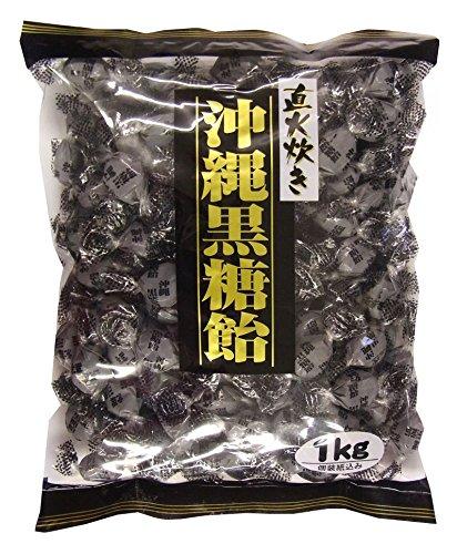 桃太郎製菓『1 kg沖縄黒糖飴』