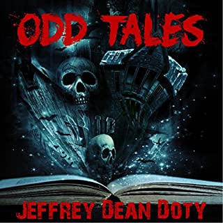 Odd Tales cover art