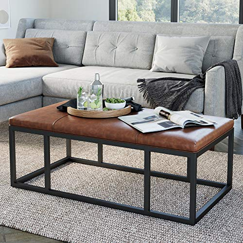 Nathan James Nelson Iron Coffee Table