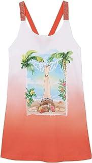 Mayoral, Vestido para niña - 6949, Naranja