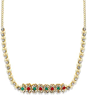 Charming Jewels Gold Plated Traditional Kamarband/Tagdi for Girls & Women