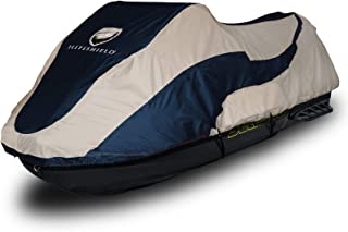 EliteShield Trailerable PWC Watercraft Jet Ski Cover Fits Stand-UP to 3 Seater